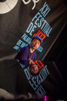 Masatoshi  Kamaguchi al Festival Jazz Valencia 2017