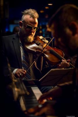 Mat Maneri (2017) at Jimmy Glass Jazz Club. Valencia