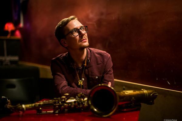 Matt Anderson (2019) at Jimmy Glass Jazz Club. Valencia