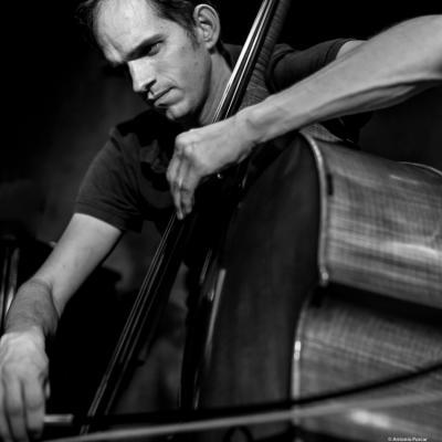 Mattheu Baker (2017) at Jimmy Glass Jazz Club. Valencia.
