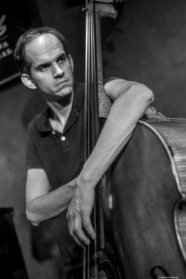 Mattheu Baker (2017) at Jimmy Glass Jazz Club. Valencia.