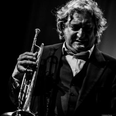 Matthew Simon at JazzPalencia Festival 2017.