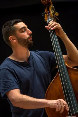 Matyas Szandai at Festival de Jazz de Valencia 2017
