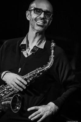 Michaël Attias (2020) at Jimmy Glass Jazz Club. Valencia.