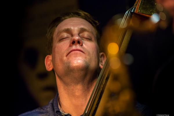 Michael Janisch (2017) at Jimmy Glass Jazz Club. Valencia