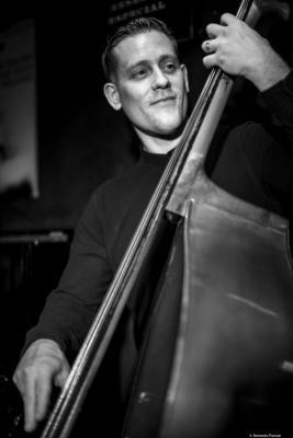 Michael Janisch (2018) at Jimmy Glass Jazz Club. Valencia
