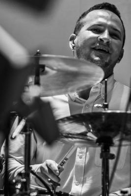 Michel Castellanos at JazzPalencia Festival 2017