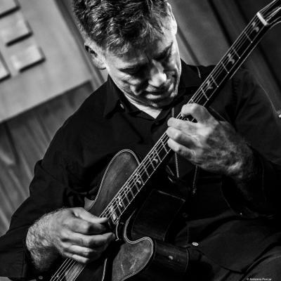Peter Bernstein (2018)  at Smoke Jazz Club. NYC.