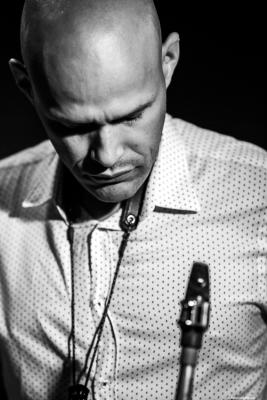 Miguel Zenón (2019) at Jimmy Glass Jazz Club. Valencia.