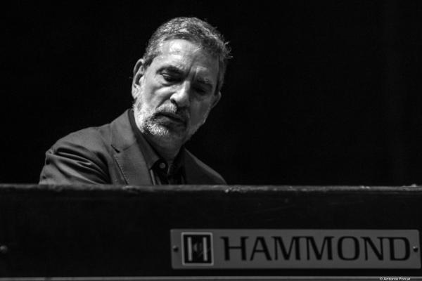 Mike Ledonne (2018) at Providencia Jazz Festival. Santiago de Chile.