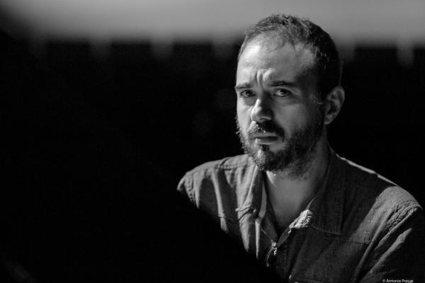 Moisés P. Sánchez in Jazz Eñe 2016