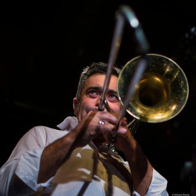 Mr. T-Bone at Jazz Tardor 2018