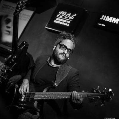 Munir Hossn (2017) at Jimmy Glass Jazz Club. Valencia.