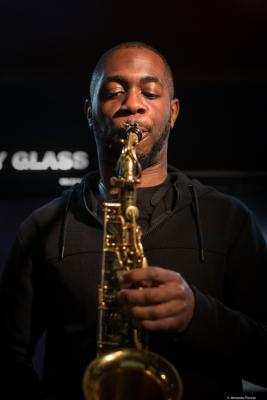 Nathaniel Facey (2020) at Jimmy Glass Jazz Club.