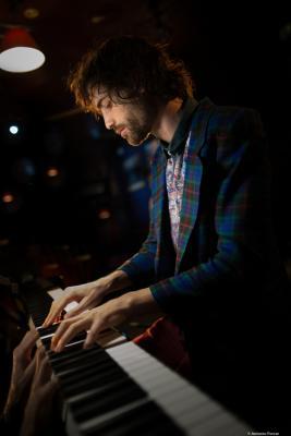 Nitai Hershkovits (2020) at Jimmy Glass Jazz Club. Valencia