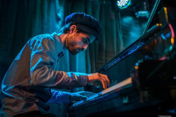 Nitai Hershkovits (2018) at Sala Matisse.
