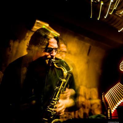 Noah Preminger (2019) at Sunset Jazz Club.