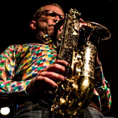 Olivier Brandily at JazzTardor 2017