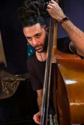 Or Bareket (2020) at Jimmy Glass Jazz Club. Valencia.