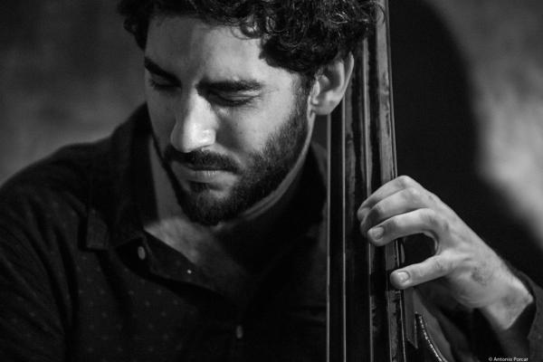 Pablo Menares (2017) at Jimmy Glass Jazz Club. Valencia