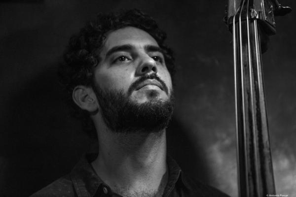 Pablo Menares (2017) at Jimmy Glass Jazz Club. Valencia