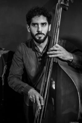 Pablo Menares (2019) at Jimmy Glass Jazz Club. Valenci