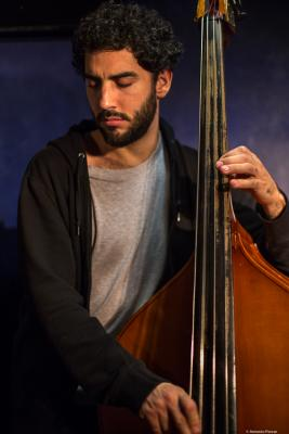 Pedro Menares (2017) at Jimmy Glass Jazz Club. Valencia