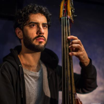 Pedro Menares (2017) at Jimmy Glass Jazz Club. Valencia
