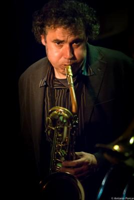 "Francisco ""Latino"" Blanco (2015) en Jimmy Glass Jazz Club. Valencia"