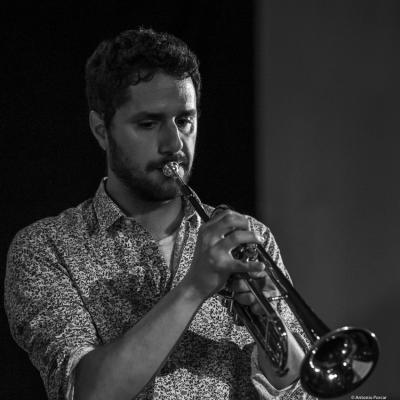 Pepe Zaragoza (2018. Perico Sambeat's Don Ellis Tribute Ensemble)