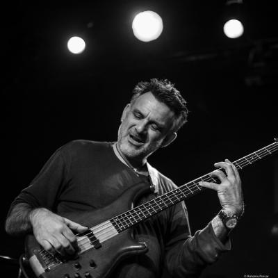 Pepo Domènech at Jazz Tardor 2017.