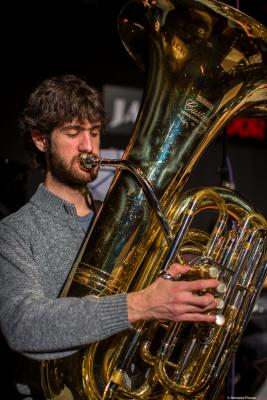 Pere Alcón at Jazz Tardor 2018