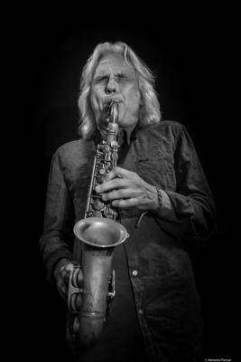 Perico Sambeat (2019) at Jimmy Glass Jazz Club. Valencia.