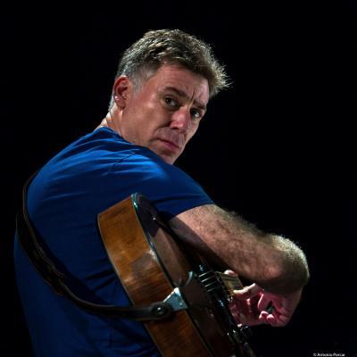 Peter Bernstein at Begues Jazz Camp 2018.