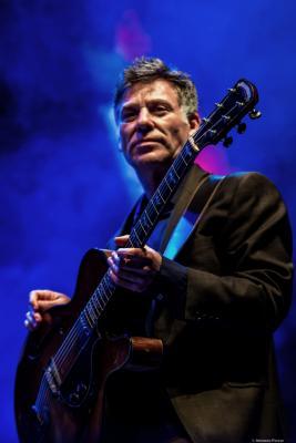 Peter Bernstein at Festival de Jazz de Providencia 2018. Chile.
