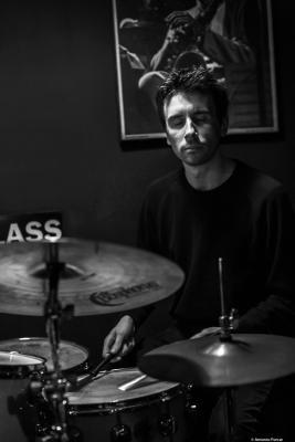 Phelan Burgoyne (2019) at Jimmy Glass Jazz Club. Valencia.