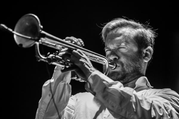 Quentin Collins at Festival Jazz Valencia  2019.