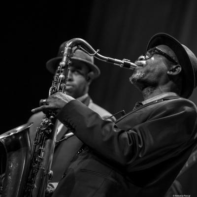 "Rafael ""Jimmy"" Jenks at JazzPalencia 2017"