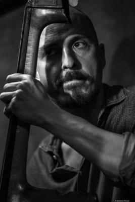 Raffaele Bossard (2018) at Jimmy Glass Jazz Club. Valencia.