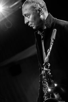 Ralph Moore at Festival de Jazz MVA. Málaga, 2018