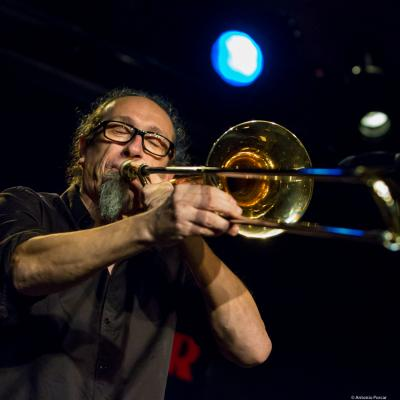 Ramón Fossati at Jazz Tardor 2017