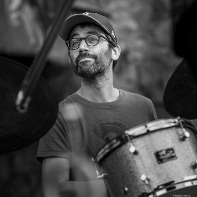 Ramón Prats at Festival de Jazz de Peñíscola 2017.