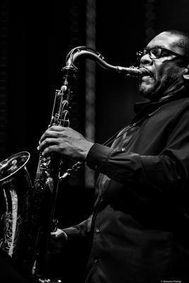 Ravi Coltrane (2018) at Bimhuis. Amsterdam
