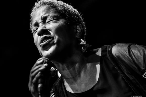 Rene Marie at Festival de Jazz de San Javier 2018