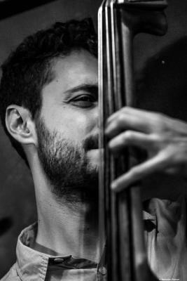 Rick Rosato (2017) at Jimmy Glass Jazz Club. Valencia.