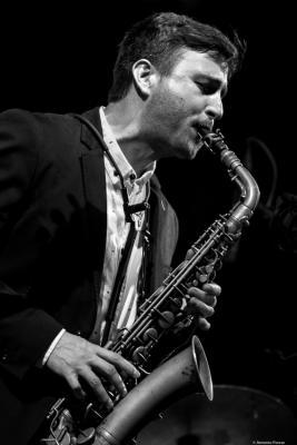 Roberto Nieva Jimenez in Getxo Jazz 2016