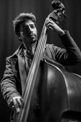 Romeu Tristão at Festival de Jazz MVA 2018. Málaga.