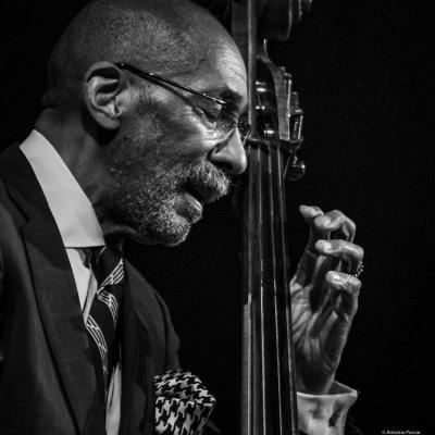 Ron Carter at Festival de Jazz de Valencia, 2018.