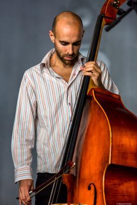 Ruben Carles in Getxo Jazz 2016