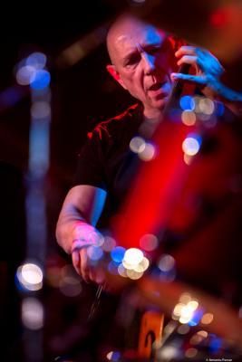Rudi Engel at Jazz Tardor 2018.